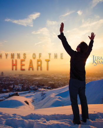 Hymns of the Heart by Jerald Simon - produced by Music Motivation